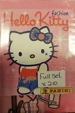 HELLO KITTY (FASHION) FULL SET X210 STICKERS