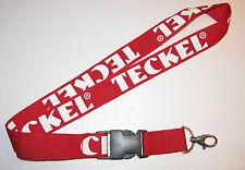 TECKEL Schlüsselband Lanyard NEU (T133)