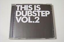 THIS IS DUBSTEP VOL 2 2-CD 2010 (GETDARKER) Cyrus Joker Deadmau5 Distance Skream