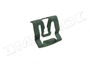 Windshield Reveal Molding Clip, Fits:1966-1980 Ford, Mercury, Lincoln and more