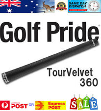 Golf Pride Tour Velvet 360 Std Size Golf grips for adjustable drivers & rescues