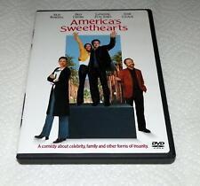 Brand New WS DVD America's Sweethearts Julia Roberts Catherine Billy Crysta