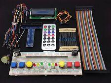 Raspberry Pi 3 Model B & B+ kit with DS18B20, IR remote for Python GPIO control