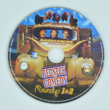 Redneck Comedy Roundup 1 and 2 (DVD, 2011) Jeff Foxworthy - DISC ONLY