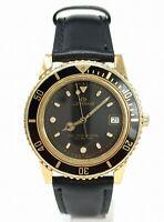 Orologio Lorenz sub professional 100 metri diver watch diving clock sub montre
