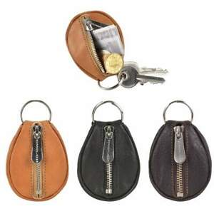 Sonnenleder Schlüsselhalter Leder Schlüsselanhänger Puccini 3-Farben
