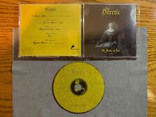 THE HERETIC - THE BOOK OF FATE 1997 1PR EP NEW! ARCTURUS LIMBONIC ART ODIUM