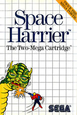 # Sega Master System-Space Harrier/MS juego #