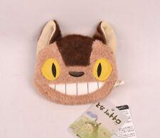 Ghibli Hayao Miyazaki Totoro Cat Bus Soft  Plush Coin Purse/ Mini Bag/ Wallet
