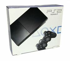 SONY Playstation 2 Console Black PAL *NEW!*+ Warranty!!