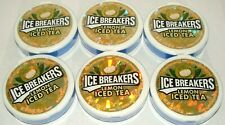 6 Packs of Ice Breakers Lemon Iced Tea DISCONTINUED (BEST BY 06/2021)