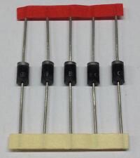 5 Stück EGP30B Diode, 100V / 3A 50ns, DO-201AD 2-Pin (M6215)