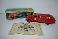 ERTL 1939 Texaco Dodge Airflow Tanker Die Cast Bank - NIB