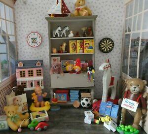 Puppenhaus Miniatur 1:12 # Wunderkerzen Schachtel B # Feiern
