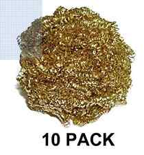 Thermaltronics BC-10 Solder Tip Cleaning Wire 10 PACK interchangeable for Metcal