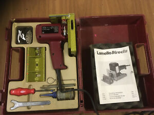 Lamello Directa Biscuit Jointer