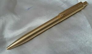 Sheaffer Sentinel Gold Plated Ball Pen Made In USA