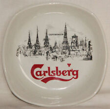 Carlsberg Ceramic Breweriana Ashtrays