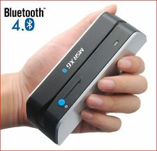 New Bluetooth Msrx6(Bt) Credit Card Reader/Writer/Encoder Magstripe Msrx6 Msr206