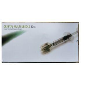 Meso 5 pin Mesotherapy Multi Needles 2mm X 20pcs
