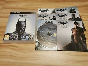 Batman: Arkham Origins For Sony PlayStation 3 PS3 Complete - See Offer!