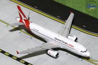 Gemini Jets 1:400 QantasLink Airbus A320-200 VH-VQS GJQFA1772 IN STOCK