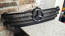 FRONT GRILLE Grill & Chrome Star MERCEDES CDI SPRINTER 2000-2006 NEW @#@