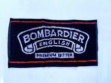 New Bombardier English Premium Bitter Wells Brewery Beer Bar Pub Towel