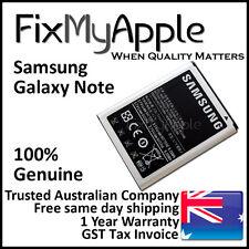 Samsung Galaxy Note Original Genuine GT N7000 i9220 New Li-ion Battery 2500 mAh