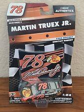 2018 Wave 4 Martin Truex Jr. Bass Pro Shops 1/64 NASCAR Authentics Diecast