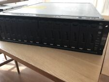 NetApp Diskshelf DS14MK2-AT 2x PSU Powersupply 2x AT-FCX, 14x 1Tb HDD