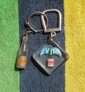Porte clés BOURBON Evian