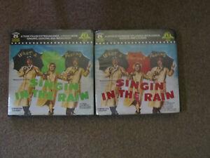 SINGIN IN THE RAIN 1953 SUPER 8 COLOUR SOUND 2 X 400FT CINE 8MM FILM MGM KELLY