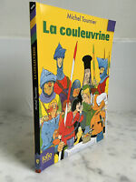 Michel Tournier La Culebrina Folio Junior 1999