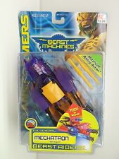 Transformers Beast Machines Vehicon Chariot MECHATRON Dragon Vehicle Sealed