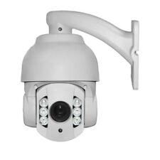 MINI PTZ Camera CCTV 700TVL 10X Zoom Speed Dome Outdoor Security IR Night Vision