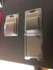 New Qty 50 Clamshell Blister Packs Hangable (233)