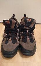 KARRIMOR Ladies Summit 64 Walking Hiking Brown Shoe UK5 VGC