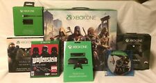 Xbox One Console w Kinect Assassin's Creed Games Controllers Charger Wolfenstein