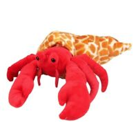 "Hermit Crab Aquatic soft plush toy 12""/30cm stuffed animal Wild Republic NEW"