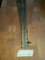 ATLAS, #6, LEFT HAND TURNOUT, HO SCALE, switch905