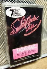 SMOKEY JOE'S CAFE Broadway Cast 2-cassette tape NEW Leiber & Stoller 1995