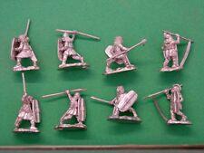 Gg03 Gallic Soldurii With Spear