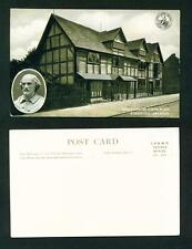 HOMES OF REAL PEOPLE – SHAKESPEARE'S BIRTH PLACE – UNUSED