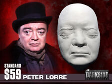 "Peter Lorre Casablanca ""M"" Tales Of Terror Life-Size Life Cast Lightweight Resin"