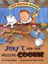Joey T. and the Missing Cookie by Patricia Marx (1997, Paperback)