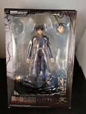 FullMetal Alchemist Brotherhood: Roy Mustang Play Arts Kai Figure, see damage