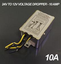 11.5A Truck 24v To 12v DC Step Down Voltage Dropper Transformer Max Current