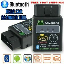 OBD2 Car Bluetooth Code Scanner Reader Automotive Diagnostic Tool