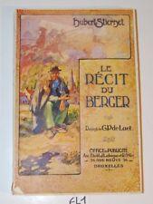EL1 BD - Le récit du Berger - dessins de DE LAet
